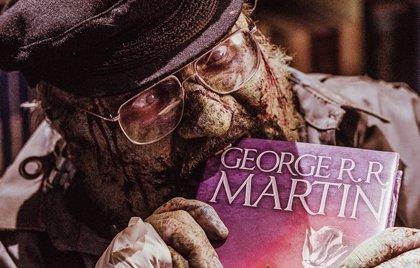 Vídeo del cameo zombie de George R.R. Martin en Z Nation