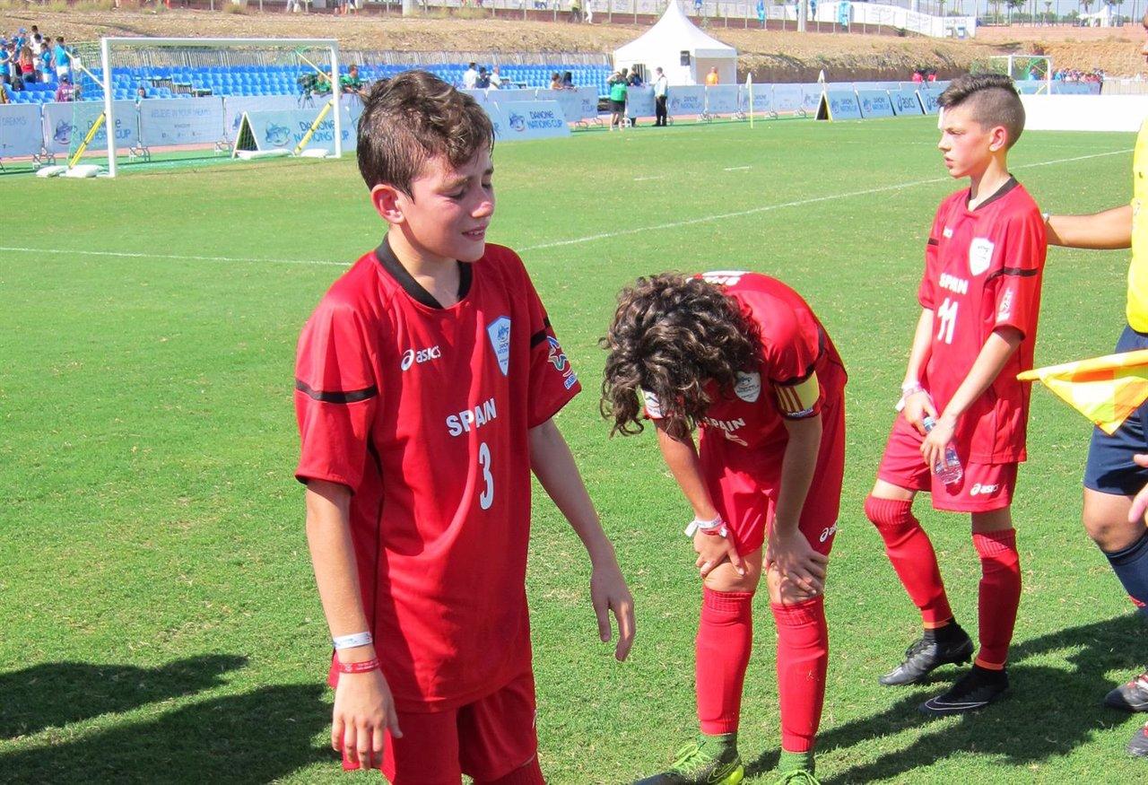 Cornellà Danone Nations Cup Marruecos