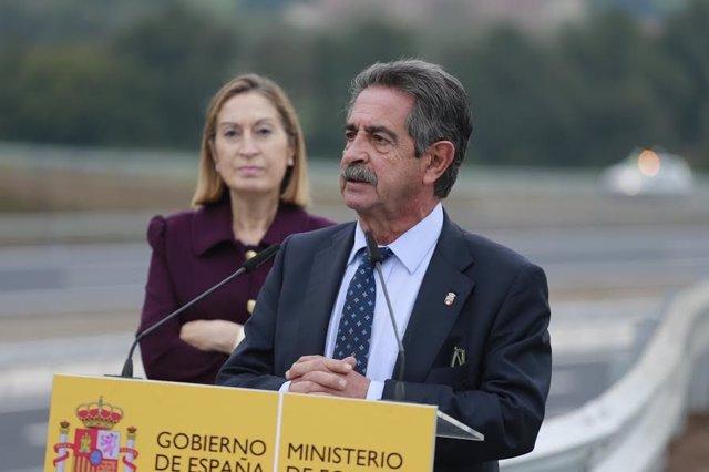 Miguel Ángel Revilla y Ana Pastor