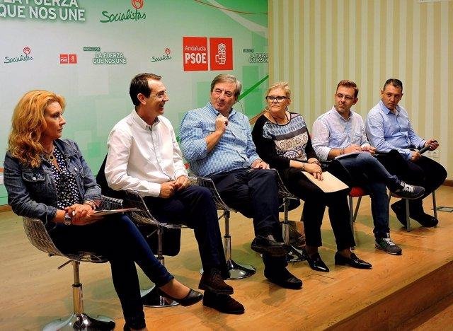 Asamblea del PSOE de Almería capital