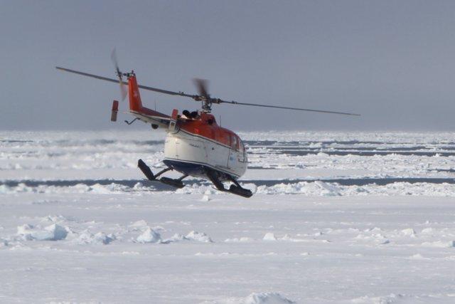 Polarstern-Expedition ARK-XXVII/1