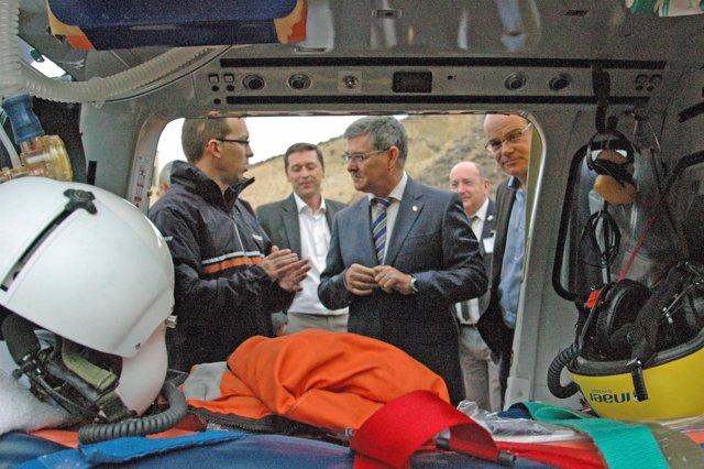 Congreso de Voluntarios de la Red de Emergencias de Aragón.