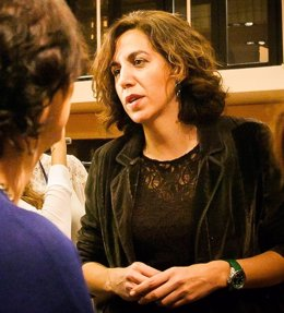 Irene Lozano en el Congreso