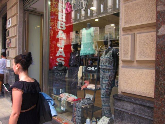 Campaña de Rebajas en Bilbao