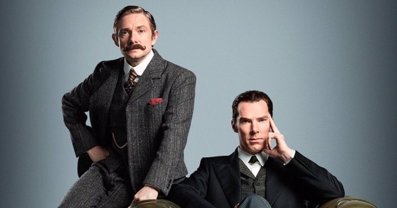 Primer avance del especial de navidad de Sherlock