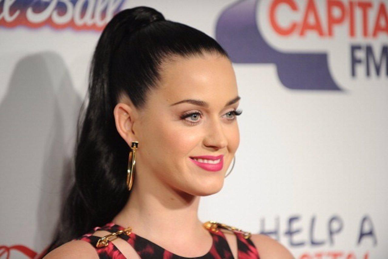 Katy Perry en un evento en Londres