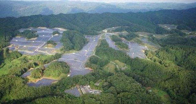 Planta Fotovoltaica De Fukuroda