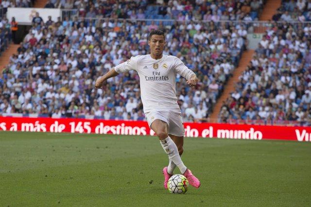 Real Madrid - Granada, Cristiano Ronaldo