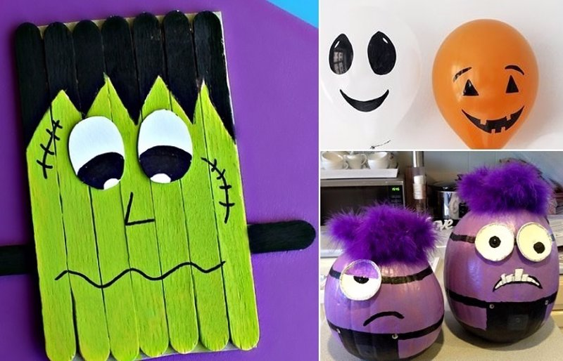 Manualidades Halloween Ninos.13 Ideas De Manualidades Para Ninos En Halloween