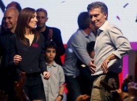 María Eugenia Vidal será la primera gobernadora de la provincia de Buenos Aires