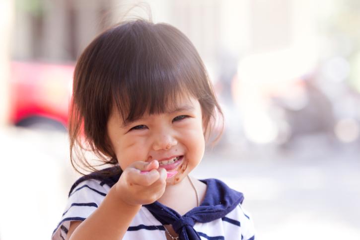 El déficit nutricional infantil