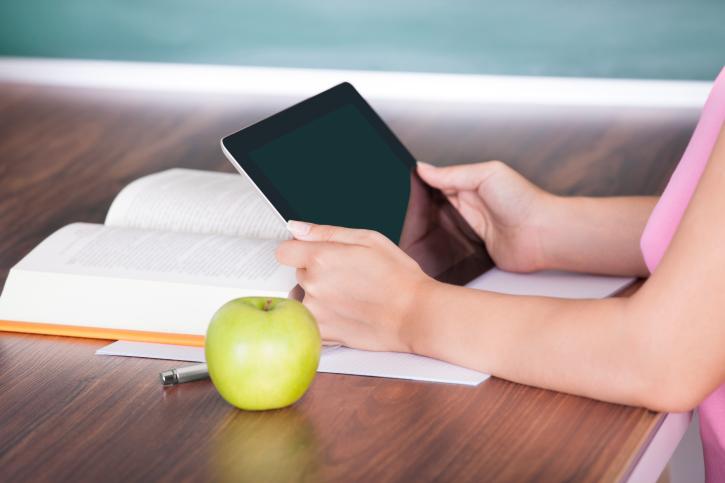 Estudiar con tablets dulcifica el esfuerzo