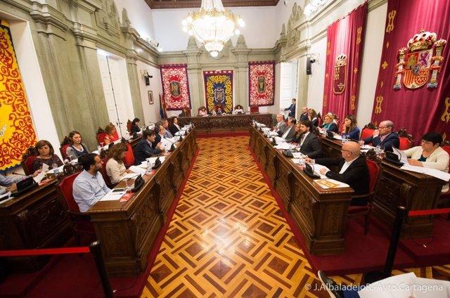 Pleno de Cartagena
