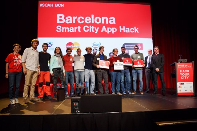 Barcelona Smart City Hack