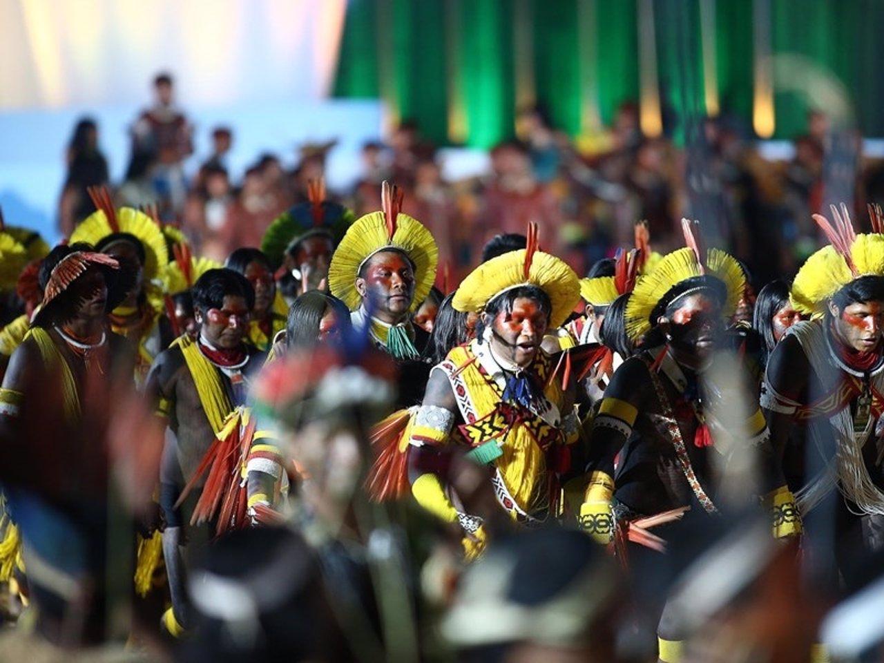 Juegos mundiales indigenas