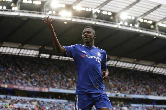 Ramires, jugador del Chelsea