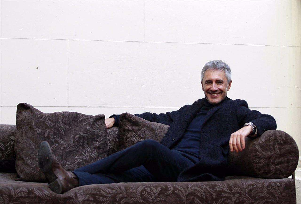 Entrevista de Europa Press a Sergio Dalma