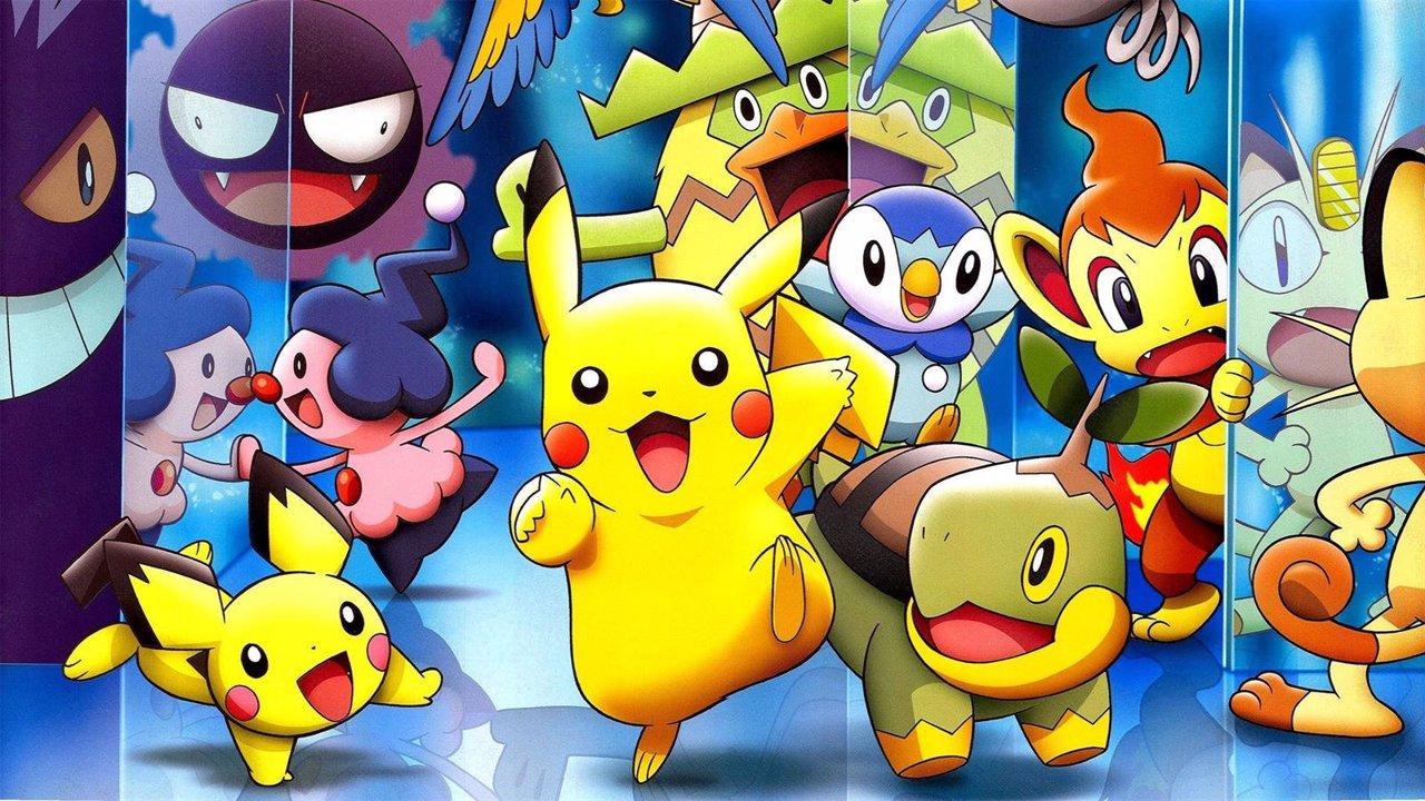 Imagen del anime de 'Pokémon'