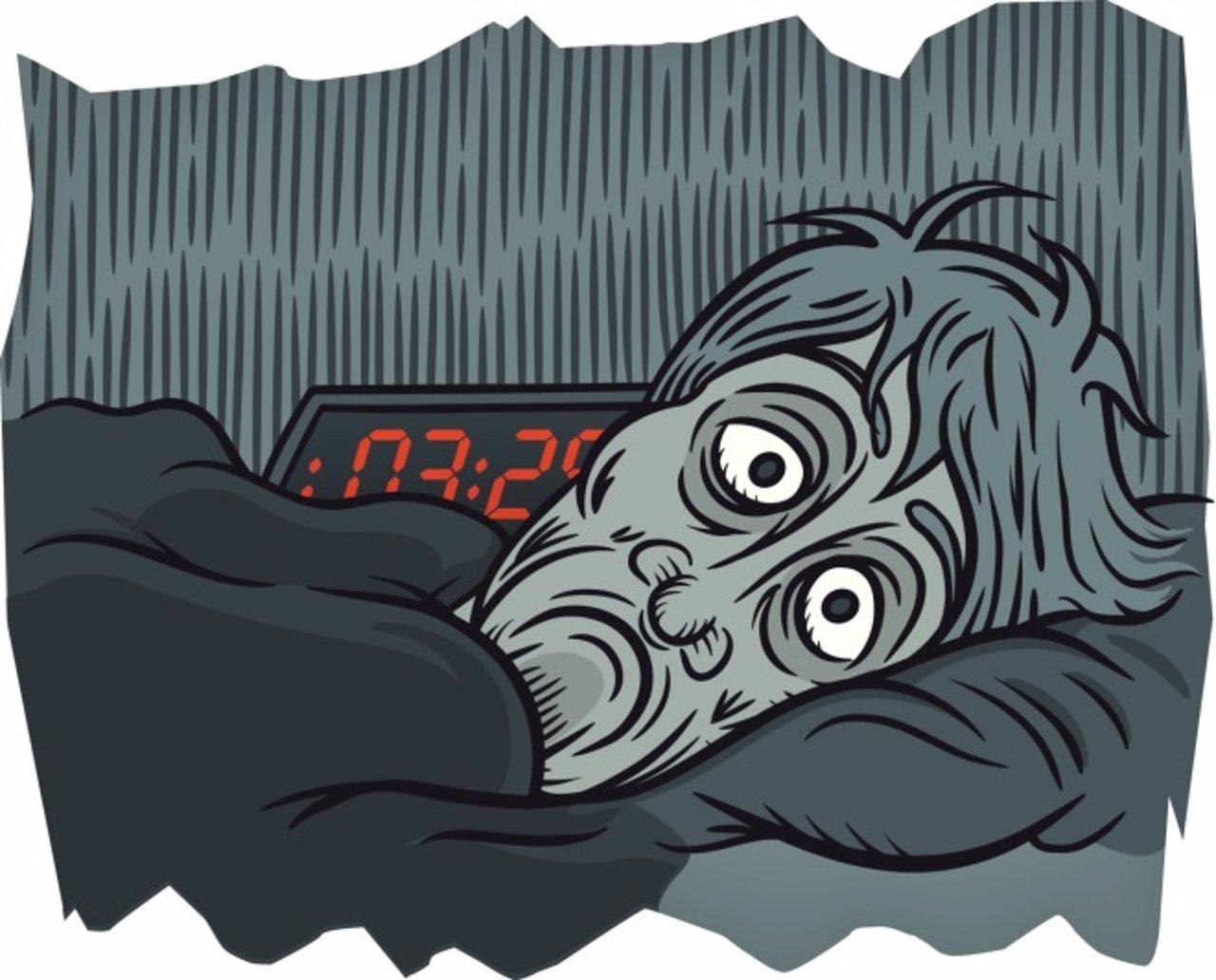 Las interrupciones del sueño, peor para el estado de ánimo que dormir poco