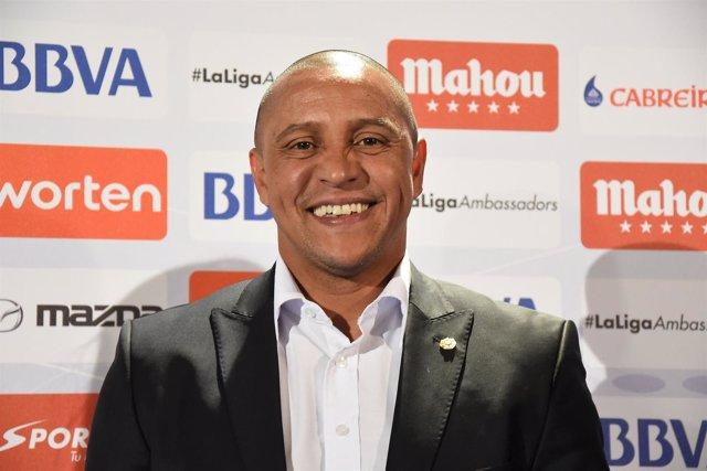 Roberto Carlos, Acto Embajadores de La Liga