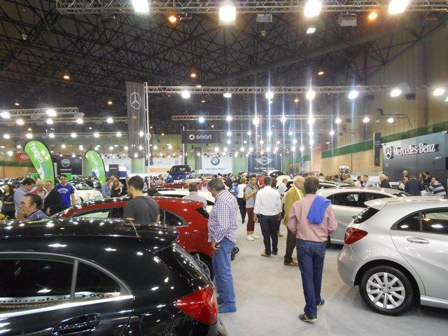 Salón del Motor de Ocasión de Sevilla