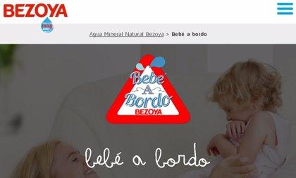RSC.-Bezoya y Cruz Roja se unen para llevar alimentos a familias con bebés en situación de necesidad