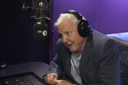David Attenborough narra el videoclip Hello de Adele