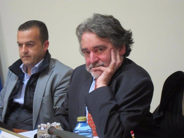 Conselleiro Maior de Contas, José Antonio Redondo