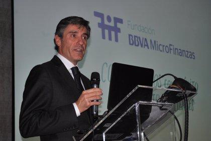Expertos mundiales en microfinanzas participan en un encuentro de Fundación Microfinanzas BBVA