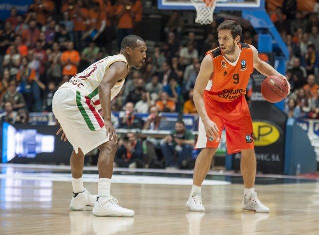 El Valencia Basket suma y sigue en la Eurocup