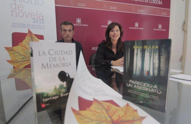 Presentación de 'Un otoño de novela'