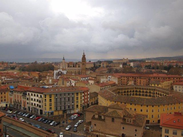 Vista De Tarazona.