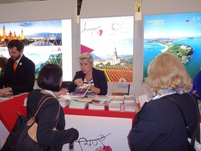 La Rioja en feria turismo de Londres