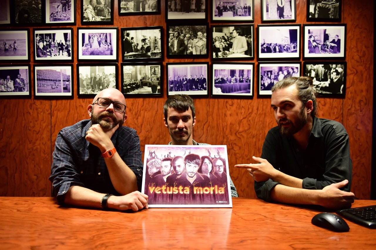 Vetusta Morla en un encuentro digital con Europa Press