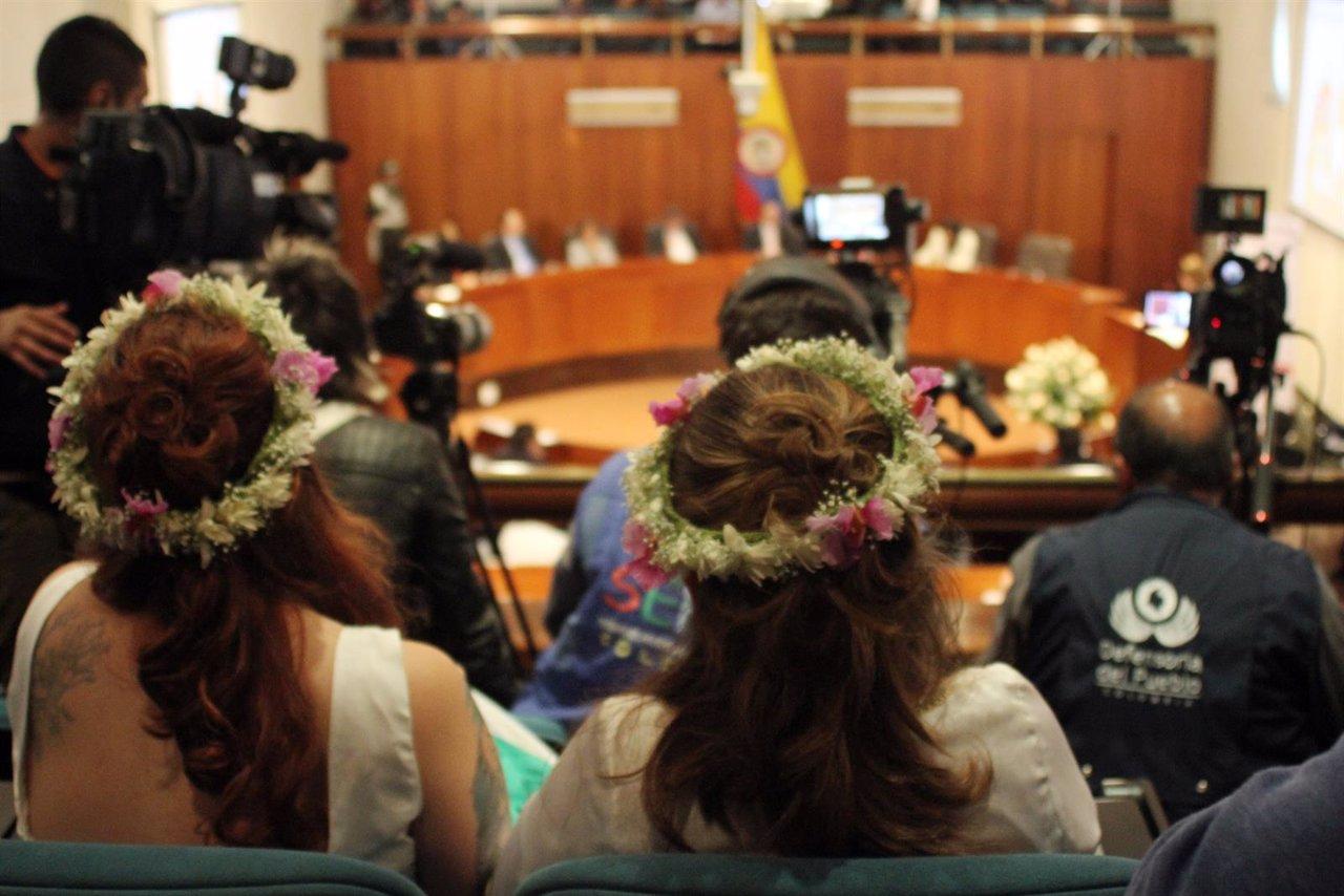 Audiencia Pública sobre Unión de parejas del mismo sexo
