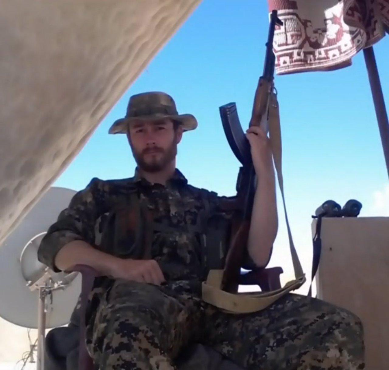 John Robert Gallagher, canadiense muerto en ataque de ISIS