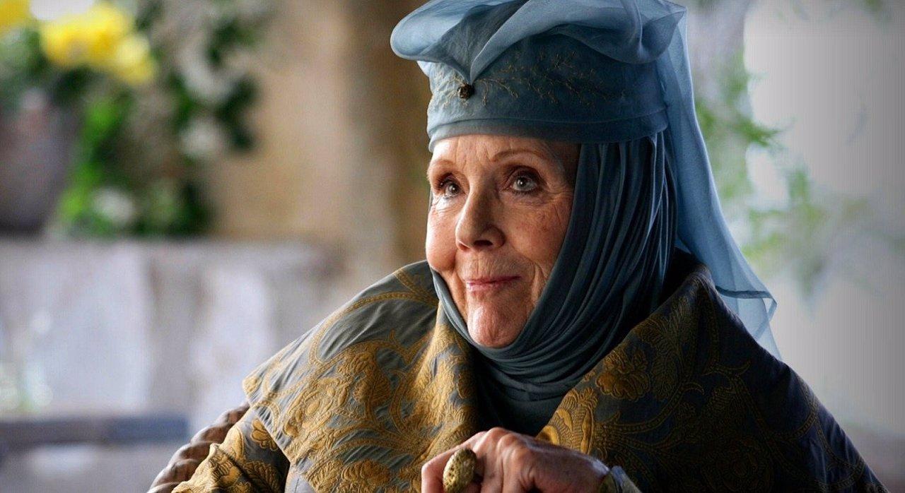 Lady Olenna, Juego de tronos