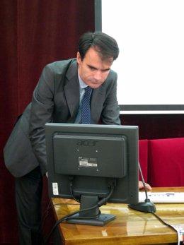 El juez Pablo Ruz en la Facultad de Derecho de la USAL