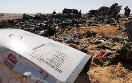 Rusia finaliza la identificación visual de las víctimas del siniestro aéreo en Egipto