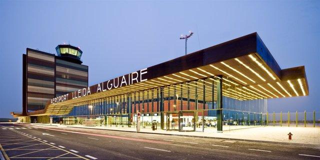 Aeropuerto de Alguaire