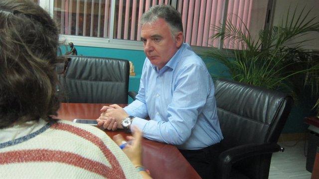 El delegado de la Junta en Huelva, Francisco José Romero.