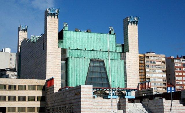 Palacio de Festivales