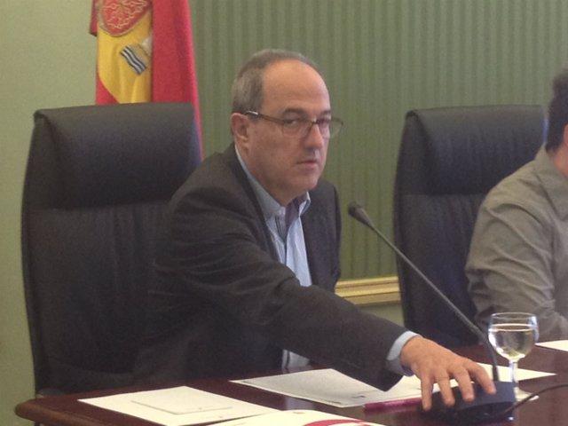 El director general de IB3, Josep Maria Codony