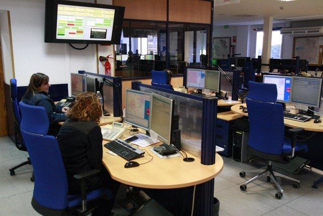 Oficina, Gente Trabajando, 112, Tecnología, Operadoras, Emergencias sanitarias
