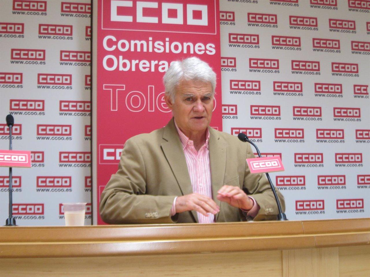 José Luis Gil, CCOO