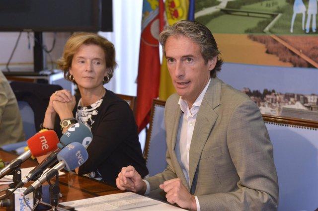 Iñigo de la Serna, alcalde de Santander