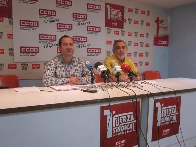 Jaime Redondo y Carlos Díaz (I)