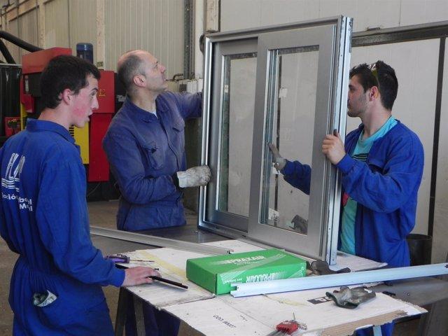 Aula de FP Básica en Fabricación Mecánica