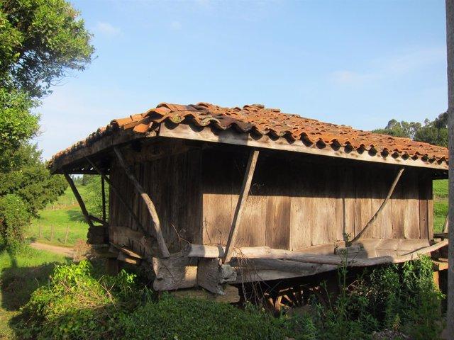 Hórreo, Asturias,
