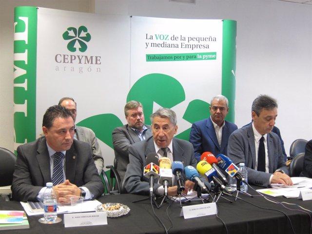 Aurelio López de Hita ha explicado las decisiones del Comité Ejecutivo de CEPYME